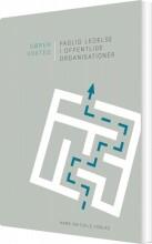 faglig ledelse i offentlige organisationer - bog