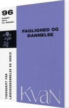 kvan 96 - faglighed og dannelse - bog