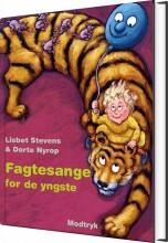 fagtesange for de yngste - bog