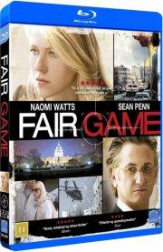 fair game 2010  - blu-ray+dvd