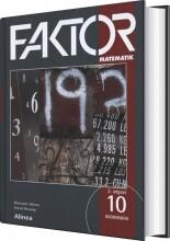 faktor 10, begrebsbog, 2.udg - bog