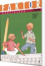 faktor i femte, arbejdsbog - bog