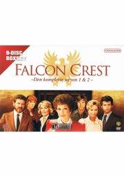 falcon crest - sæson 1 og 2 - boks - DVD