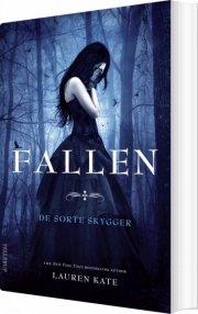 fallen #1: de sorte skygger - bog