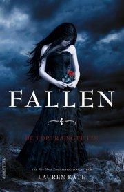 fallen #3: de fortrængte liv - bog