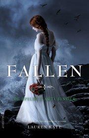 fallen #5: de spildte årtusinder - bog
