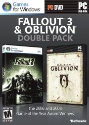 fallout 3 & oblivion (double pack) - PC