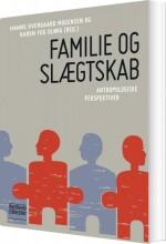 familie og slægtskab - bog
