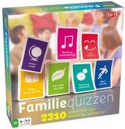 familiequizzen brætspil - Brætspil