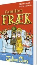 familien fræk - bog