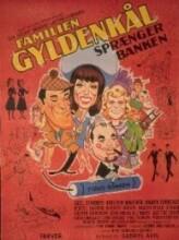 familien gyldenkål 2 - springer banken - DVD