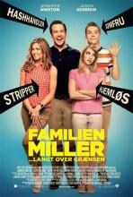 we're the millers / familien miller - langt over grænsen - Blu-Ray