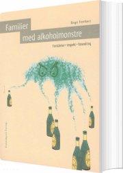 familier med alkoholmonstre - bog