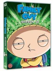 family guy - sæson 12 - DVD