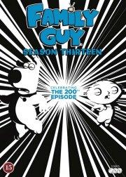 family guy - sæson 13 - DVD