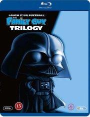 family guy trilogy - blue harvest // its a trap // something something something dark side - Blu-Ray