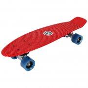 cruiser board / mini skateboard - rød - Udendørs Leg