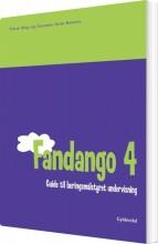 fandango 4. guide til læringsmålstyret undervisning - bog