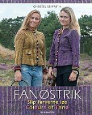 fanøstrik - bog