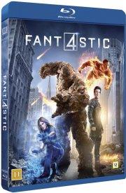 fantastic four / fantastiske 4 - 2015 - Blu-Ray