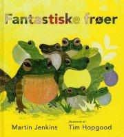 fantastiske frøer - bog