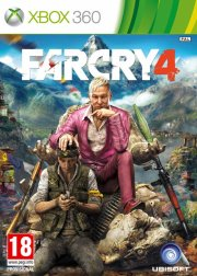 far cry 4 (nordic) - xbox 360
