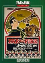 far til fire og ulveungerne - nyrestaureret - DVD