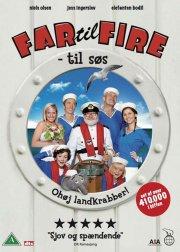 far til fire - til søs - DVD