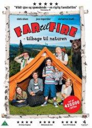 far til fire - tilbage til naturen - DVD