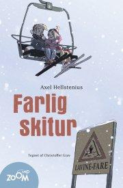 farlig skitur - bog