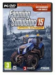 farming simulator 15 - official expansion - PC