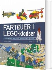 fartøjer i lego®-klodser - bog