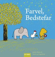 farvel, bedstefar - bog