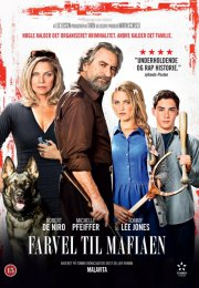 farvel til mafiaen / the family - DVD