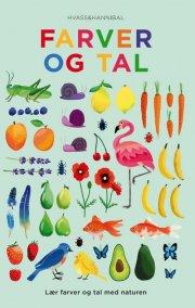 farver og tal - bog