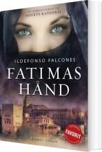 fatimas hånd - bog