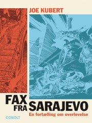 fax fra sarajevo - en fortælling om overlevelse - bog