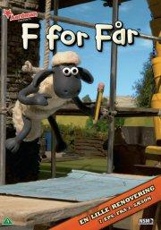 f for får / shaun the sheep - sæson 3 - vol. 12 - DVD