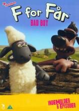 f for får / shaun the sheep - sæson 4 - vol. 3 - DVD