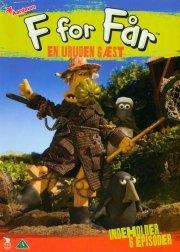 f for får / shaun the sheep - sæson 4 - vol. 4 - DVD