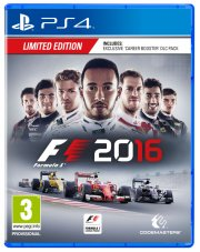 f1 2016 (limited edition) - PS4