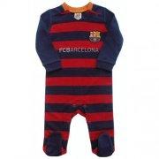 fc barcelona sparkedragt / nattøj til baby - 12-18 måneder - Babyudstyr