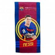 fc barcelona merchandise - lionel messi håndklæde - Merchandise