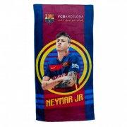 fc barcelona håndklæde - neymar jr - Merchandise