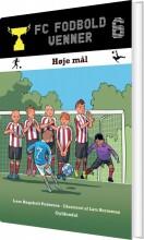 fc fodboldvenner 6 - høje mål - bog