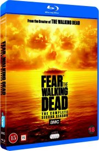 fear the walking dead - sæson 2 - Blu-Ray