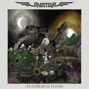 avatar - feathers & flesh - cd