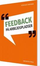 feedback på arbejdspladser - bog