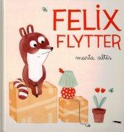 felix flytter - bog
