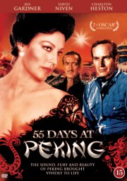 55 days at peking - DVD